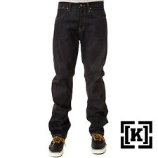 KR3W KREW Relaxed Fit Skateboard Denim Jeans Pant 30 NWT RT$56 65£ 70€ Surf Snow