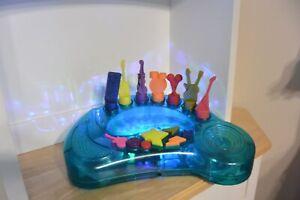 B. Toys Rockestra Educational Musical Symphony Toy for Kids blue Rare
