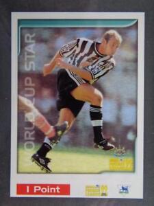 Merlin Premier League 99 - Alan Shearer (World Cup Star) Newcastle United #384