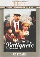 Monsieur Batignole Dvd Collection Le Figaro Gerard Jugnot