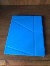 "Funda Cover Libro para Tableta Apple iPad 4 2 - 9,7"" flexible, forma triangular"