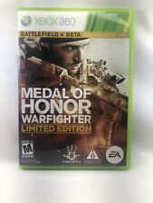 Medal of Honor Xbox 360 Warfighter Limited Edition