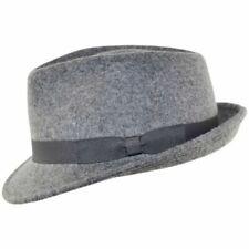 Gorras y sombreros de mujer fedoras