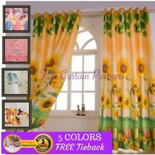 Polyester Custom Window Curtains