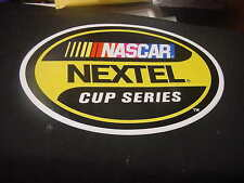 Official Nascar NEXTEL  Cup Series  car  decal