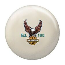 Harley Davidson Bar and Shield Eagle Cue Ball Pool Ball