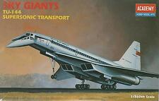 ACADEMY 1:360  KIT AEREO  SKY GIANTS TU-144 SUPERSONIC TRANSPORT  ART 1699