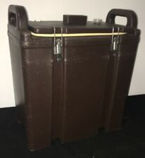 Cambro Brown Insulated Soupbeverage Carrier 350lcd 338 Gallon Capacity 1m
