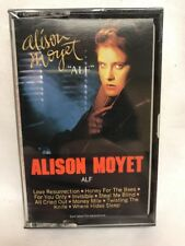 SEALED Alison Moyet CASSETTE TAPE Alf YAZOO 1984 BCT 39956
