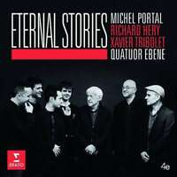 Quatuor Ébène - Eternal Stories Neuf CD