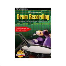 PPV MEDIEN Drum Recording (DVD)