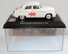 ALTAYA SIMCA ARONDE GENEVIEVE 1954 UNION ROUTIERE DE FRANCE PARIS 1/43 IN BOX
