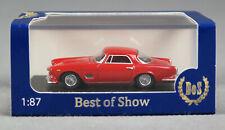 BoS 87126 (H0, 1:87) Maserati 3500 GT red/rot - NEUWARE!