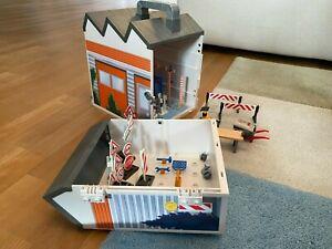 Playmobil Bauhof zum Mitnehmen