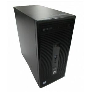 HP ProDesk 490 G3 MT i7 3.40GHz 16GB DDR4 250GB SSD Business PC Win 10 Pro