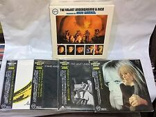 THE VELVET UNDERGROUND - Promo box 4 CD mini-LP (Japan) NEW