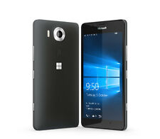 UNLOCKED Nokia Lumia 950 RM-1105 32GB (BLACK) Global GSM 4G LTE Phone w/Warranty