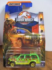 Matchbox Jurassic World Legacy Collection - '93 Ford Explorer #5 - 2017