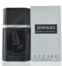 Silver Black Pour Homme By Loris Azzaro Eau De Toilette 3.4 Oz 100ml Spray