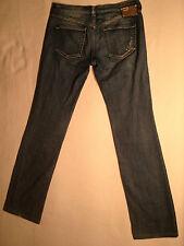 EUC - AS NEW - RRP $379 - Womens Beautiful Diesel Stretch  'DOOZY'  Indigo Jeans