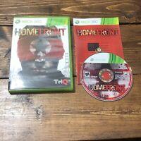 Homefront (Microsoft Xbox 360, 2011)- Complete