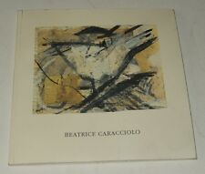 Catalogue Exposition : Béatrice CARACCIOLO - Peintures - Collages Septembre 1997
