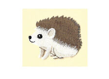 Hedgehog Baby - Hedgie - Embroidered Iron On Applique Patch