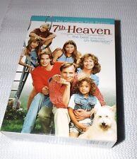 7th Heaven Complete Season 1 -  Prev. Viewed - FULL SCREEN - Region 1 - 6 DVDs
