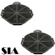 SIA1 Cooker Hood Extractor Carbon Recirculation Filters CH/CHL/CP/AG/CPTE/CPE