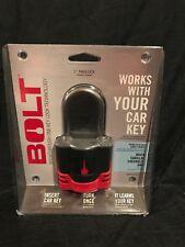 "NEW Bolt 2"" Pad Lock Break Through One Key Lock Technology 7018517"
