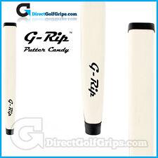 Feeltec G-Rip Fat Wave Jumbo Lightweight Pistol Putter Grip - White + Tape