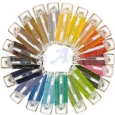 Rainbow Dust-Cake decoratori DOUBLE si è conclusa Commestibile Per Cibo ART penne-Set completo di 21