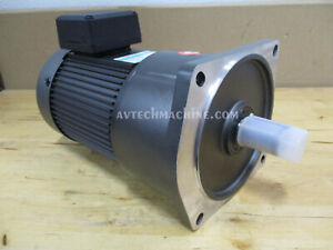 Sesame Motor Chip Auger G13V750U-15 1HP 3 Phase 230V/460V Ratio 1:15