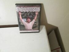 POSSUMS rare Family dvd FOOTBALL TEAM SMALL TOWN Mac Davis