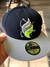 New Era Columbia Fireflies Navy/Gray 2016 Authentic Collection On-Field 59FIFTY
