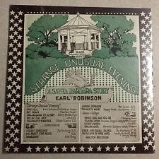 NEW Lp Vinyl Disc Record EARL ROBINSON Santa Barbara Story UAW Strange Unusual