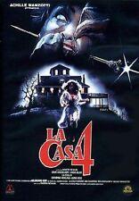 DvD LA CASA 4 - (1988) ***Contenuti Extra***  ......NUOVO