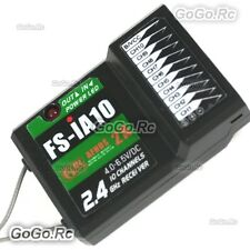 FlySky FS-iA10 2.4Ghz 10 Channels AFHDS 2A Receiver For RC Modle Helicopter