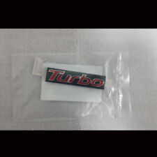 OEM Parts Trunk emblem Badge Turbo logo For Hyundai Elantra, Veloster etc