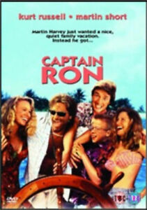 Captain Ron DVD NEW dvd (BED881016)