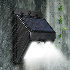 Waterproof 30 LED PIR Motion Sensor Solar Power Wall Lamp Outdoor Security Light