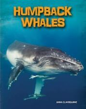 Humpback Whales (Living in the Wild: Sea Mammals)-ExLibrary