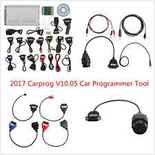 Carprog V10.05 Full Newest Version With 21 Items Adapter Car Repair Program Tool