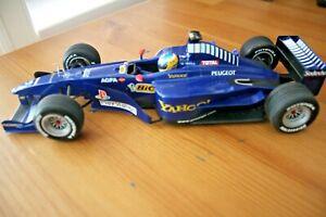 F1 MINICHAMPS PROST PEUGEOT AP03 YEAR 2000 NICK HEIDFELD #15  DIECAST SCALE 1/18