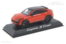 Porsche Cayenne Coupe S Lavaorange - Norev 1:43 WAP0203180K