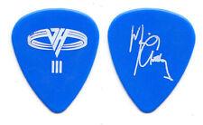 Van Halen Michael Anthony Signature Blue Guitar Pick - 1998 Van Halen Iii Tour