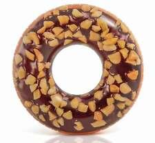 Intex Donut Schwimmring aufblasbar Luftmatratze 3 Modelle 80-100KG belastbar