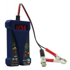MOTOPOWER MP0514B 12V Digital Battery Tester Voltmeter Alternator Analyzer LCD
