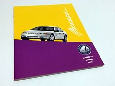 1998 Plymouth Breeze Brochure