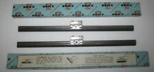 1946-1949 Buick Windshield Wiper Blades. Pair. NOS.  OEM #1393720. Trico